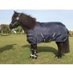 HB Outdoordeken Pony 0 grams navy
