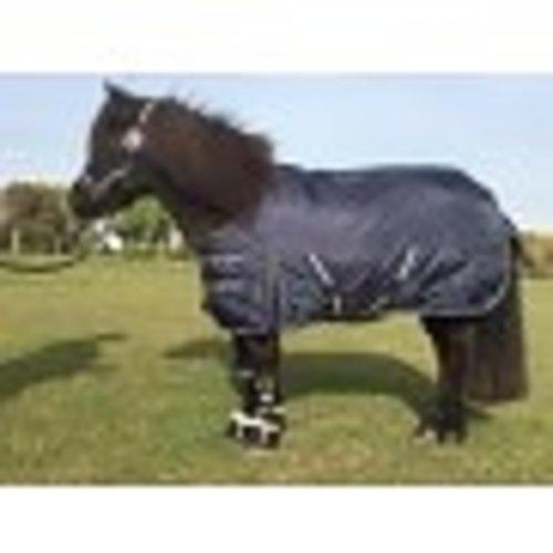 HB (handelsonderneming H. Bammens) HB Outdoor rug Pony 0 grams navy