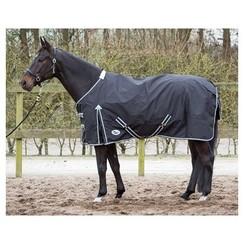 Harry's Horse Thor blanket 0 gram fleece lining black