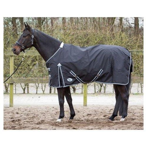 Harry's Horse Harry's Horse Thor blanket 0 gram fleece lining black
