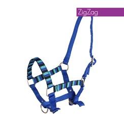 QHP Foal Halter Stripe ZigZag