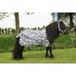 HB Pony Außendecke 200 Gramm grauen Star