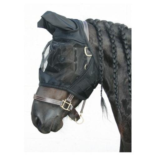 Harry's Horse Harry's Horse Vliegenmasker Flyshield met oren