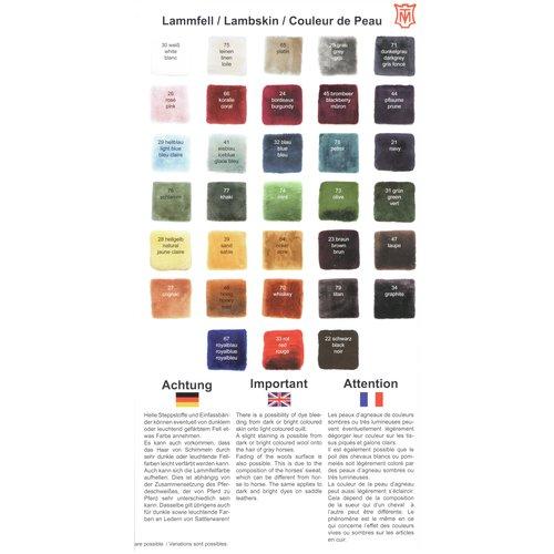 Letty's Design Letty's Design Gurtüberzug  für Einspänner Bauchgurt Cob