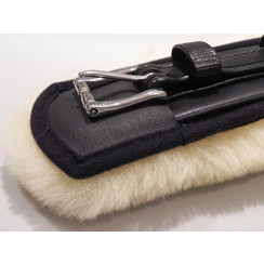 Letty's Design set girth (synthetic) with sheepskin