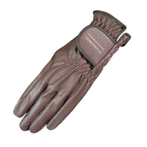 Schwenkel Schwenkel Handschuhe Winter Feinste (braun)