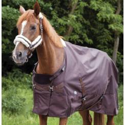 Equithème Tyrex 600D Technique blanket without Polyfill