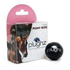 Plughz Pony and Cob earplugs