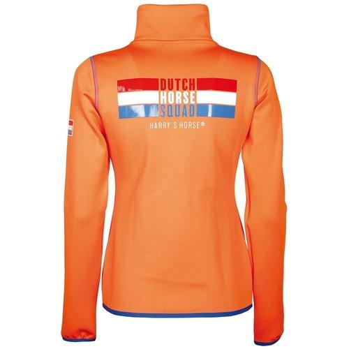 Harry's Horse Harry's Horse Vest Dutch Orange maat M