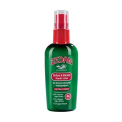 Zedan outdoor sign and mosquito repellent lotion 100 ml