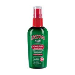 Zedan Outdoor-Zeichen und Mückenschutz Lotion 100 ml