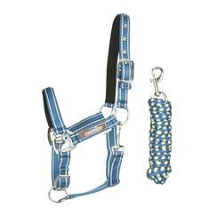 Premiere halsterset XS Insignia Blue Pony