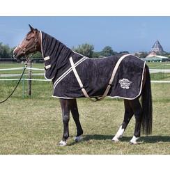 Harry's Horse fleecedeken met hals Stretch Limo