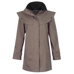 Jack Murphy ladies raincoat quarters L Cotswold Chinchilla