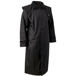 Jack Murphy men's jacket Lambourne II raincoat Black