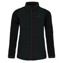 Equithème cambered jacket, black women S