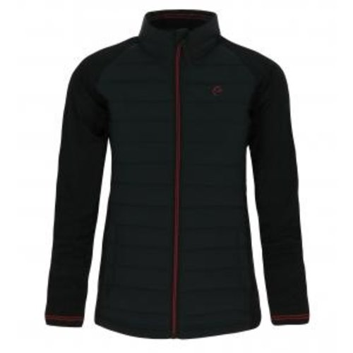 Equithème Equithème cambered jacket, black women S