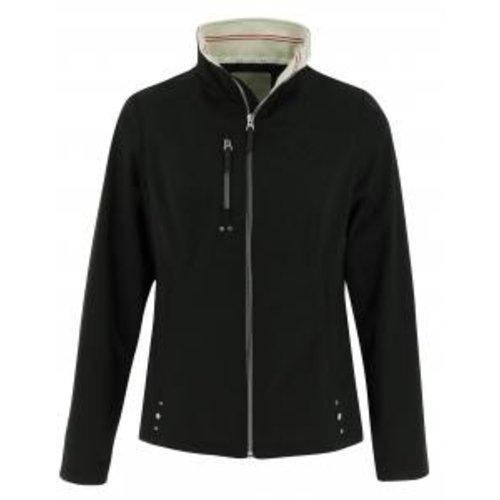 Equithème Equithème waterproof jacket, black