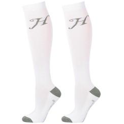 Harry's Horse uni white stockings