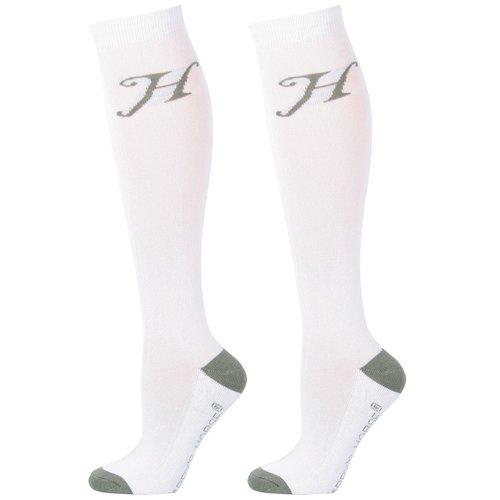 Harry's Horse Harry's Horse uni white stockings