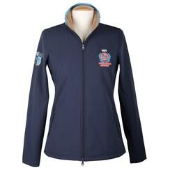 Harry's Horse softshell jacket RHA California Navy L