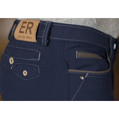 Euro-star Men breeches Knee Phil SK Navy