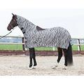Harry's Horse Harry's Horse Pferdezelt Mesh mit Sattelaussparung Grey