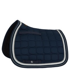 BR Saddle 4-Ever H. Harco blue iris