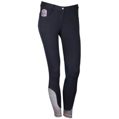 Harry's Horse Children's Breeches Alford Total Eclipse