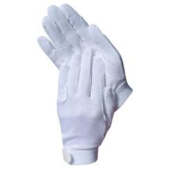 Harry's Horse weißen Baumwollhandschuh