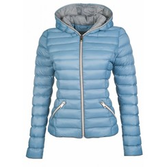 HKM Down coat blue Ella