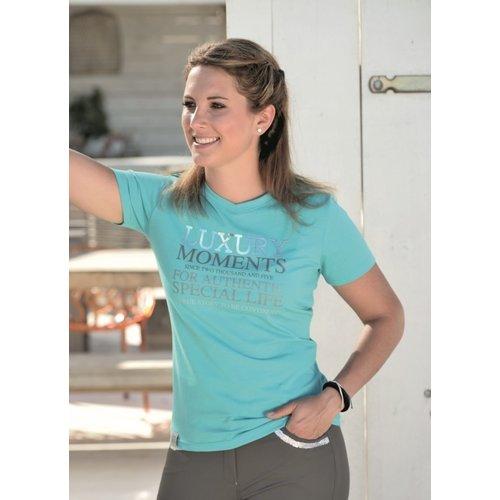 Esperado Esperado T-Shirt Luxury Blue