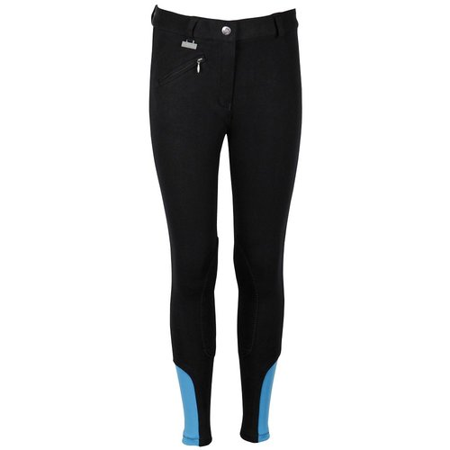 Harry's Horse Harry's Horse Children's Breeches Young Rider Black
