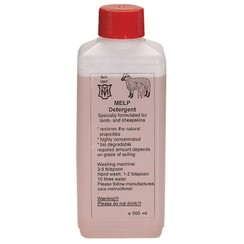Mattes wolwasmiddel Melp 500 ml.