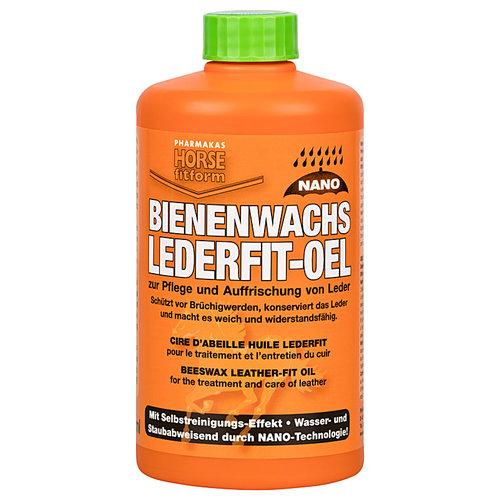 Pharmaka Pharmakas Bijenwax Lederfit olie 500ml