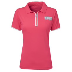 PK Heros Polo Fire Pink