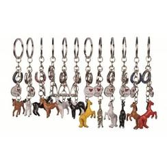 HKM Sleutelhanger paarden