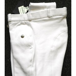 Guild equestrian breeches Candy youth size white