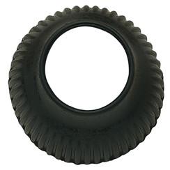 Sprenger gesloten springschoenen rubber zwart (IJslanders)