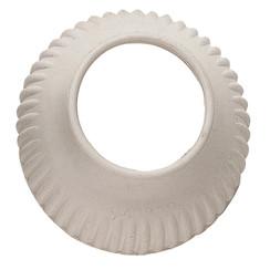 Sprenger gesloten springschoen rubber wit (IJslanders)