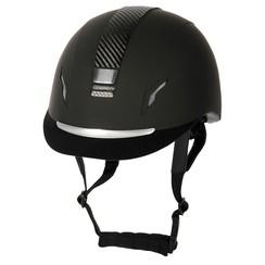 Harry's Horse safety helmet Concorde NXT black