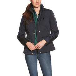 Ariat quilted jacket Navy Markham