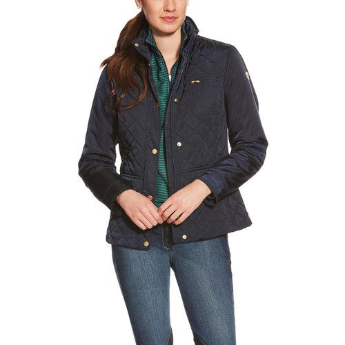 Ariat Ariat quilted jacket Navy Markham