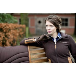 Lauria Garrelli fleece jacket Roma