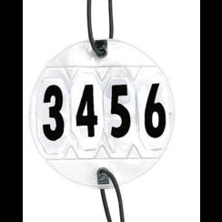 HKM wedstrijdnummers