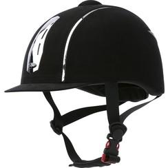 Choplin Helm Aero Chrome Noir verstellbar