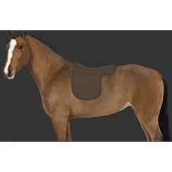 Mattes saddlepad fully longwool lined flaps full trim