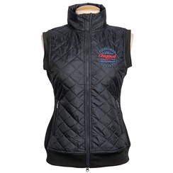 Harry's Horse Bodywarmer Fowey (blue-nights) Damesmaten