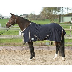 Harry's Horse Summer Blanket Honeycomb navy