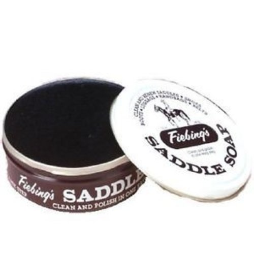 Fiebing Fiebing's black saddle soap